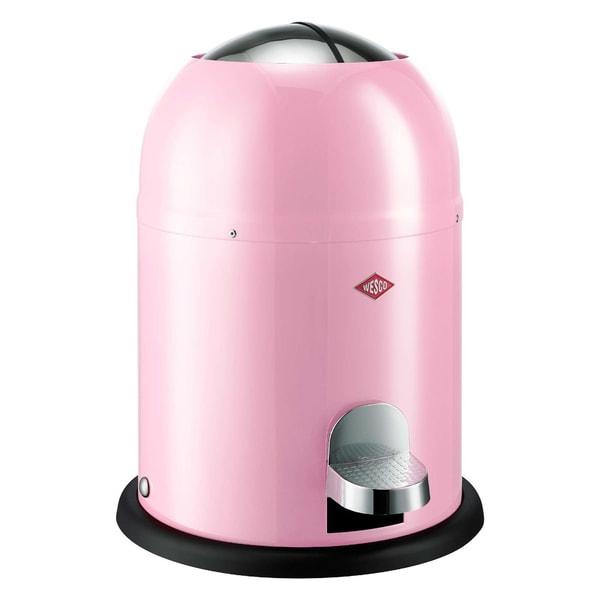 Wesco Abfalleimer Single Master Pink