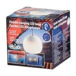 HTI-Living LED Hängeleuchte Silikon-Schirm