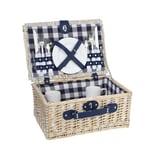 Cilio Picknickkorb für 2 Personen AROLO