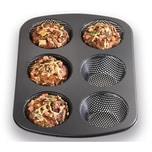 Küchenprofi Brötchen-Form 6er Bake One