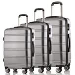 HTI-Living ABS Kofferset 3-tlg. Line
