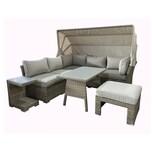 HTI-Living Loungemöbel Sonneninsel Vario Smart