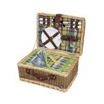 Cilio Picknickkorb für 2 Personen MELANO