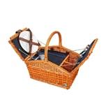 Cilio Picknickkorb für 2 Personen SALERNO