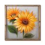 NTK-Collection Wandbild Sonnenblume