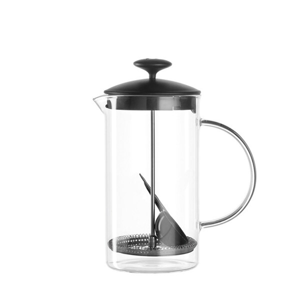 Leonardo Kaffeebereiter mit Löffel Caffe