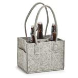 HTI-Living Flaschentasche Einkaufstasche