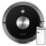 Zaco Saug- und Wischroboter A9s schwarz