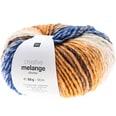Rico Design Creative Melange chunky 50g 90m orange-blau