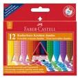 Faber Castell Grip radierbare Kreide Jumbo 12teilig
