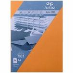Artoz Bogen Serie 1001 A4 5 Stück mango