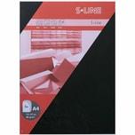 Artoz Bogen S-Line A4 80g/m² 5 Stück schwarz
