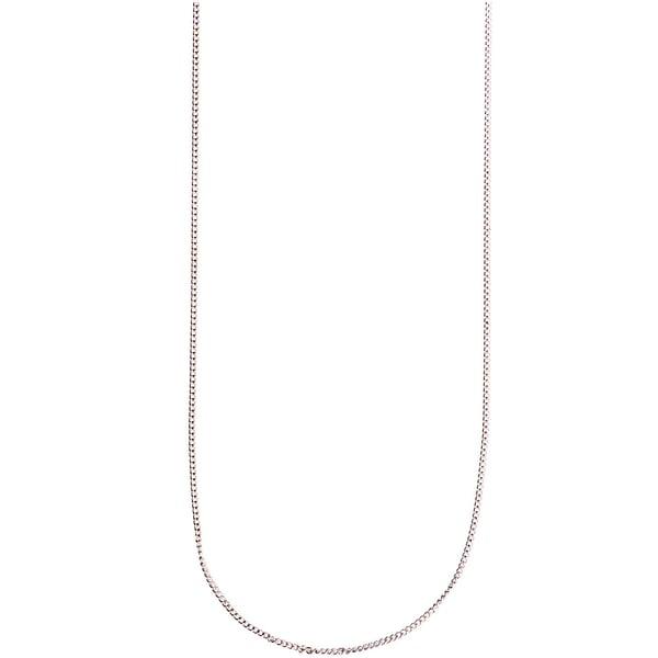 Mix it Up - Jewellery Gliederkette silber 65cm