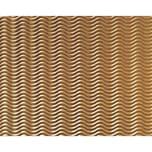 Marpa Jansen Wellpappe W-Welle 50x70cm gold
