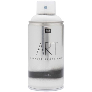 Rico Design Art Acrylic Spray 250ml weiß