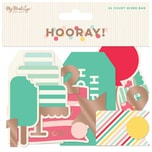 MyMindsEye Scrapbooking Hooray - Mixed Bag