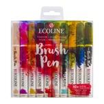 ECOLINE Brush Pen Set 10 Stück Mode