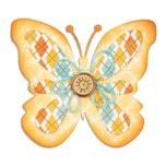Sizzix Bigz Die Butterfly Stanzschablone