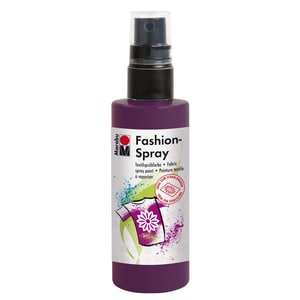 Marabu Fashion Spray 100ml aubergine