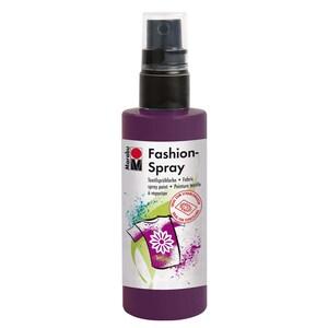 Marabu Fashion Spray 100ml aubergine