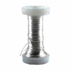 Lackdraht silber 0,3mm 30g