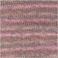 Rico Design Creative Cotton Colour Coated 50g 125m rosa-braun