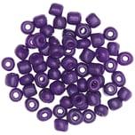 Jewellery Made by Me Keramikperlen natur 5mm 12g lila