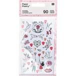 Paper Poetry Sticker It must be love 4 Blatt