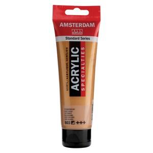 AMSTERDAM Acrylfarbe 120ml gold
