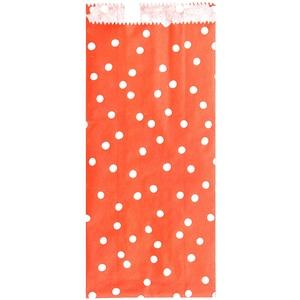 Paper Poetry Bastelset Papiertüten-Sterne Punkte groß rot