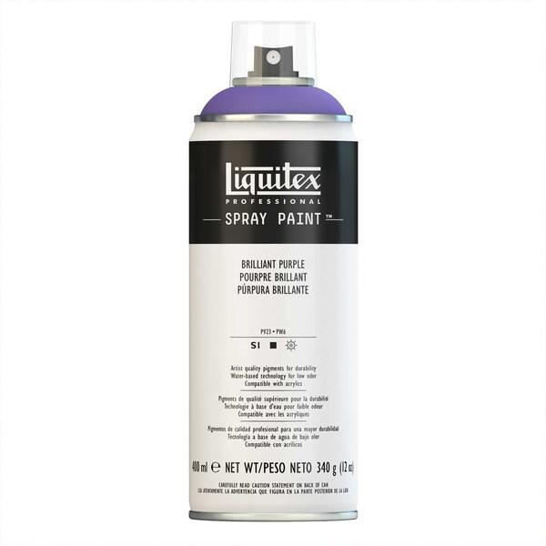 Liquitex Acrylspray 400ml brillantlila