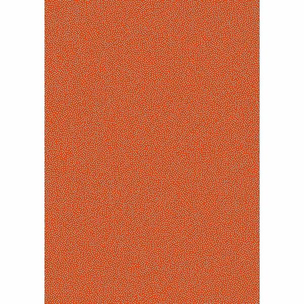 MARPA JANSEN Transparentpapier Pünktchen gelb 50x60cm
