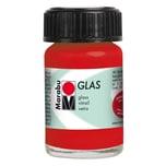 Marabu Glasfarbe 15ml kirsche