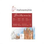 Hahnemühle Aquarellblock Britannia matt 24x30cm 300g/m² 12 Blatt