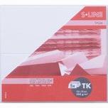Artoz Tischkarte S-Line 200g/m² 5 Stück weiß