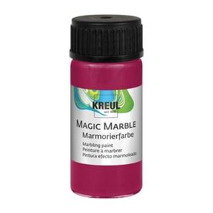 KREUL Magic Marble Marmorierfarbe 20ml rubinrot