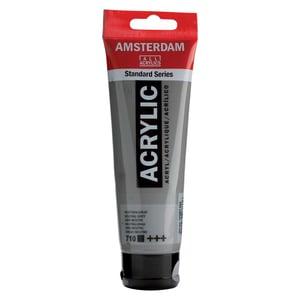 AMSTERDAM Acrylfarbe 120ml neutralgrau