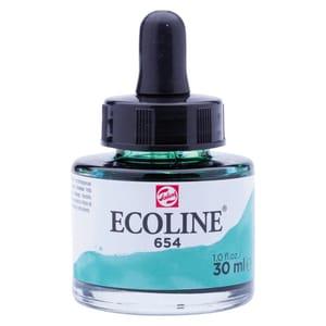 ECOLINE flüssige Wasserfarbe 30ml tannengrün