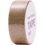 Paper Poetry Glitter Tape 1,5cm 5m kupfer