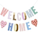 Paper Poetry Girlande Welcome Home 3m