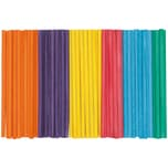 Rico Design Bastelrundstäbe mehrfarbig 10cm