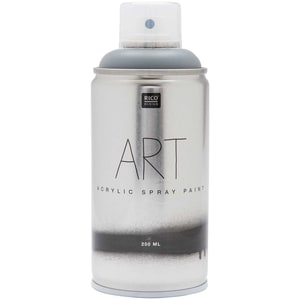 Rico Design Art Acrylic Spray 250ml grau