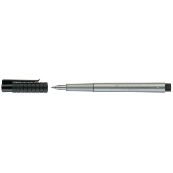 Faber Castell PITT artist pen 1,5mm silber