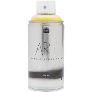 Rico Design Art Acrylic Spray 250ml zitronengelb