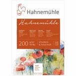 Hahnemühle Aquarellblock matt 200g/m² 20 Blatt 17x24cm