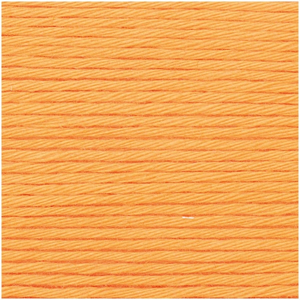 Rico Design Creative Cotton aran 50g 85m mandarine