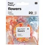 Paper Poetry Wickeldraht silber 0,4mm