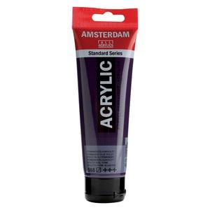 AMSTERDAM Acrylfarbe 120ml permanent blauviolett
