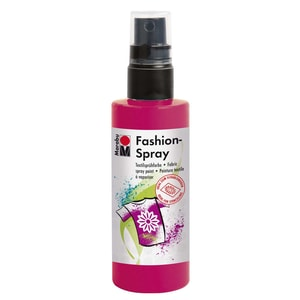 Marabu Fashion Spray 100ml himbeere