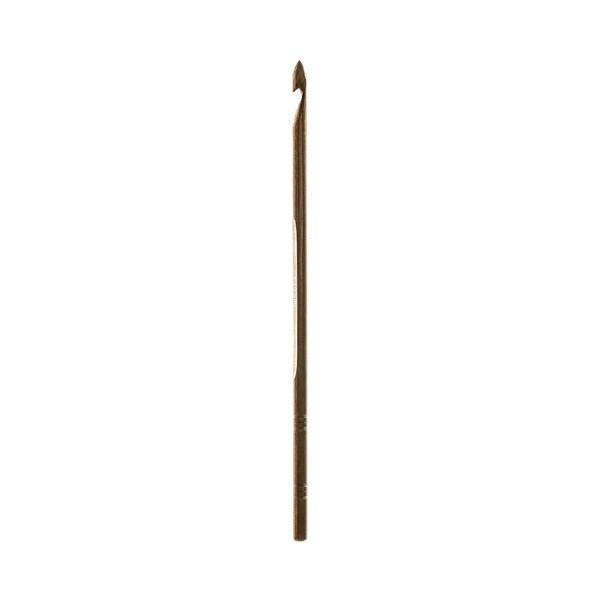 Knit Pro Häkelnadel 15cm Birkenholz 5,0
